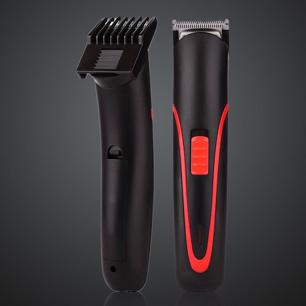 Profissional aparador de cabelo recarregável barba máquina