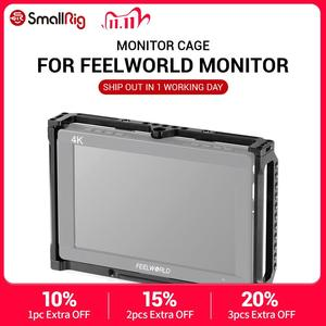 Image 1 - SmallRig Monitor Cage for Feelworld T7, 703, 703S, MA7, MA7S and F7S Monitor 2233