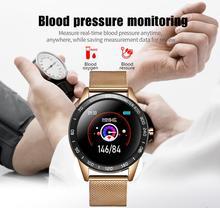 LIGE smart watch IP68 waterproof Health
