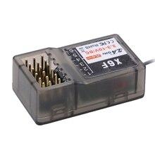 DUMBORC X6F2.4G 6CH Radio Control System Receiver for RC X6 Transmitter RC Car Boat Model Transmitter fly sky 2 4g fs ct6b 6 ch channel radio model rc transmitter receiver control zjf