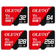 micro sd memory cards 8GB 16 GB 32 GB High speed 64GB class 10 micro sd card 128gb 256gb TF card for Phone Tablet pc cheap olevo CLASS 10 C10 V10 CLASS 10 TF Card CN(Origin) TF Micro SD Card