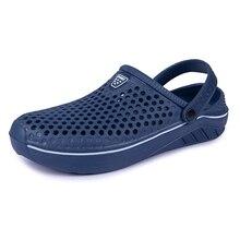 Newbeads мужские% 27 сандалии нескользящие для дома дома на плоской подошве тапочки EVA сад обувь для кормления сабо шлепанцы флопы для женщин ванная обувь