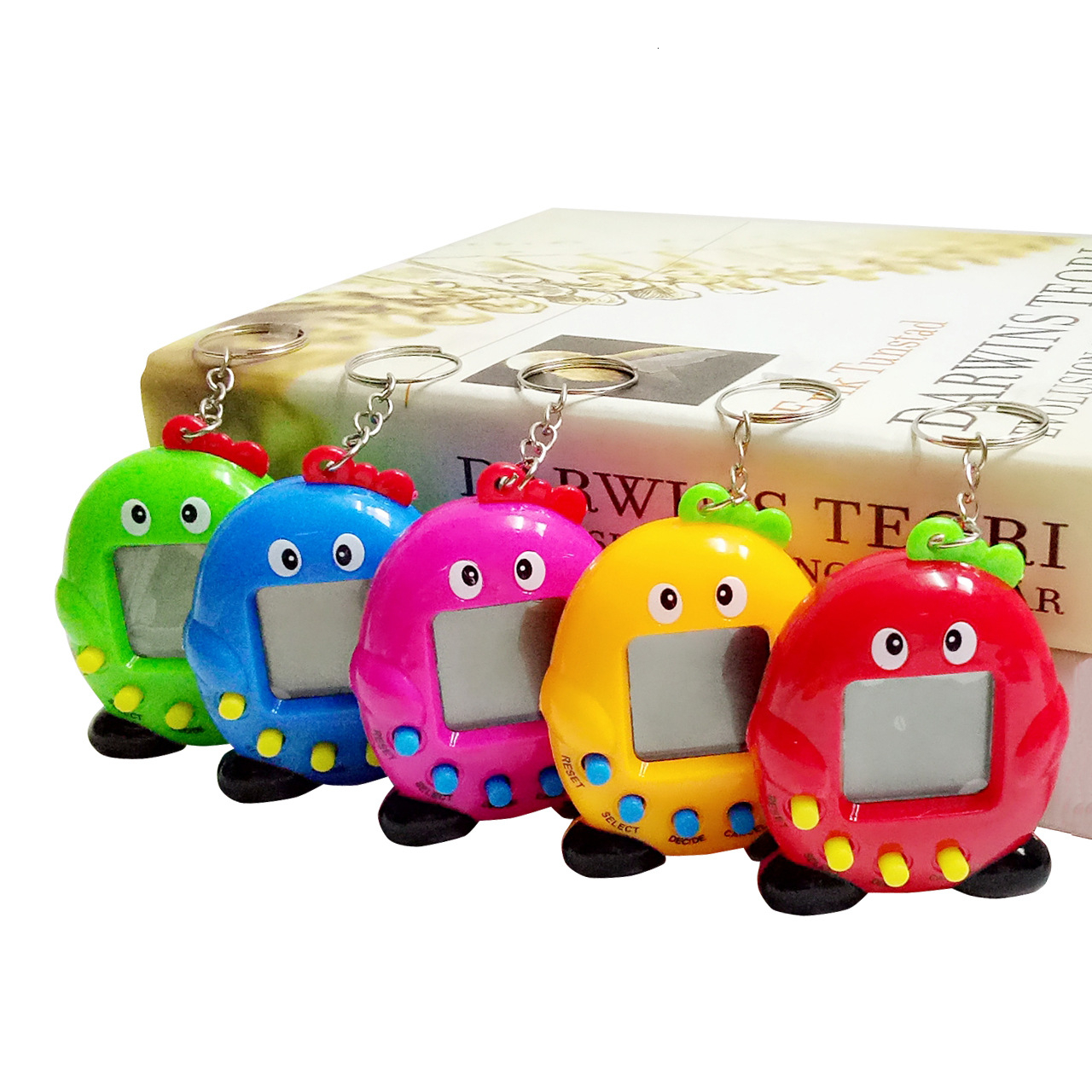Hot! Tamagotchi Electronic Interactive Pets Toys Forkids 90S Nostalgic 49 Pets In One Virtual Cyber Pet Toy Funny Robot