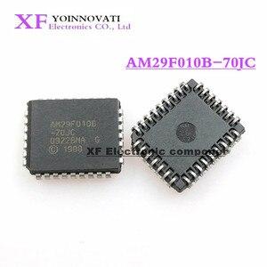 Image 1 - 10 أجزاء/وحدة AM29F010B 70JC AM29F010B AM29F010 29F010 PLCC32