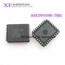 10 peças/lote AM29F010B 70JC AM29F010B AM29F010 29F010 PLCC32