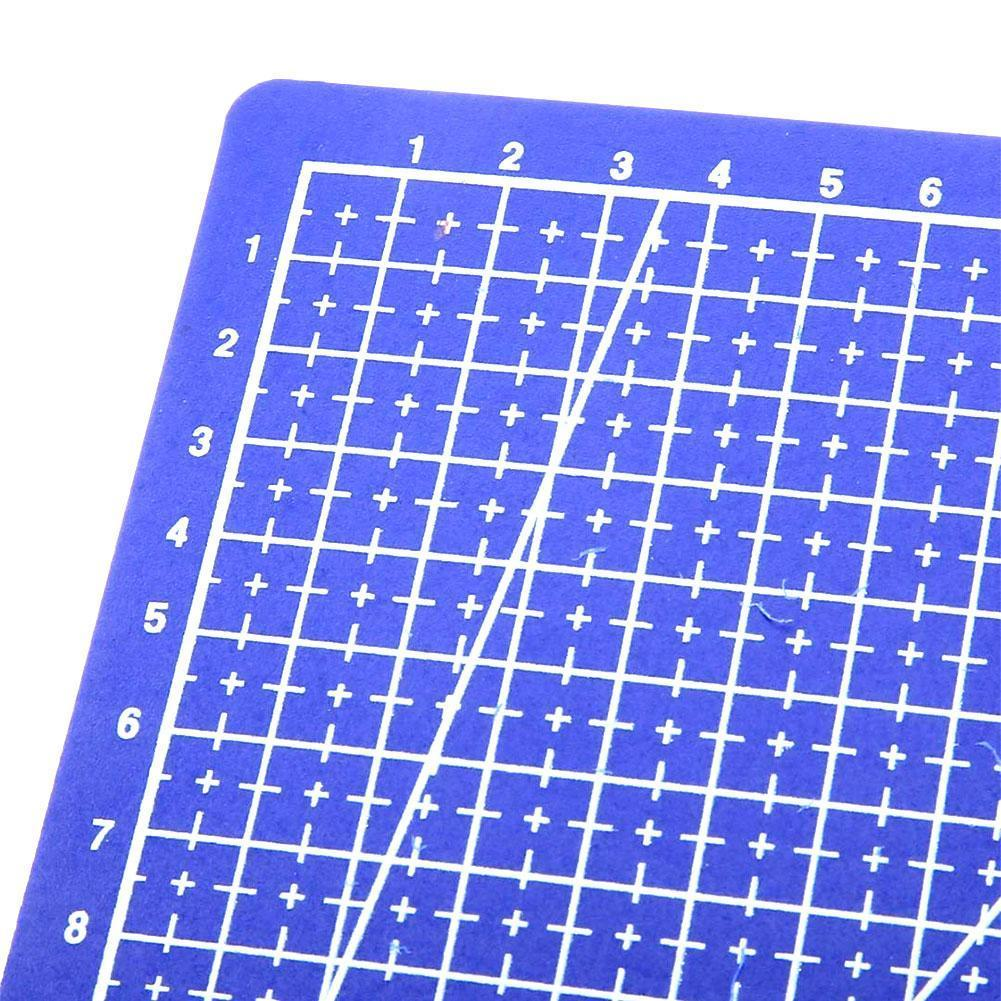 30 * 22cm A4 Sewing Cutting Mats Double-sided Plate Board Mat Handmade Cutting Healing Design Tools Hand Self Engraving P7E4