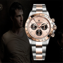 PAGANI DESIGN 2020 Watch Men Quartz Business watch Mens Watches Top Brand Luxury Sport Wristwatch Relogio Masculino reloj hombre стоимость