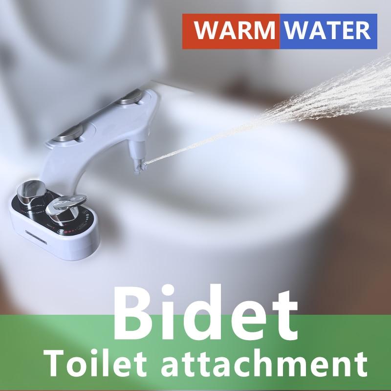 Bidet Warm Water Toilet Lid Bidet Hygiene Toilet Spray Bidet Sprayer For Toilet Toilet Butt Cleaner Bidet Attachment Toliet