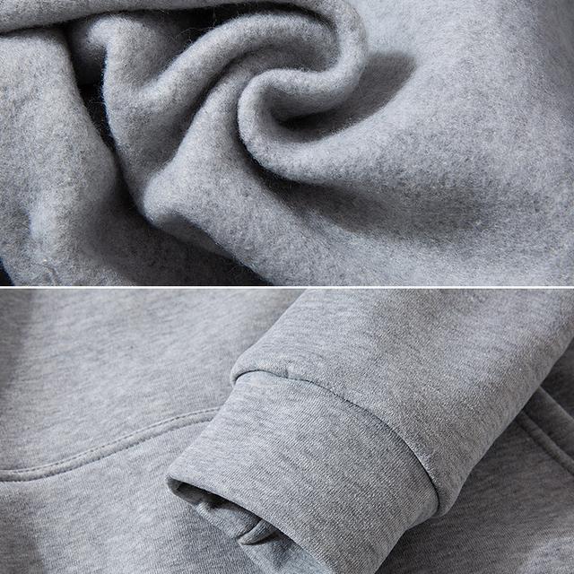 2020 Spring Mens Hoodies Autumn Hooded Sweatshirt Men Casual Solid Streetwear Pullover Long Sleeve Fleece Hoodie Tracksuits Tops