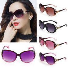 1 PC Vintage Übergroßen Sonnenbrille Frauen Retro Shades UV400 Designer Trendy Stil Brillen Sommer Mode Sonnenbrille