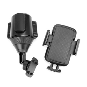Image 4 - kebidumei 360 Degree Rotatable Car Mount Adjustable Cup Holder Car Mount for Smartphone Mobile Phone Accessories