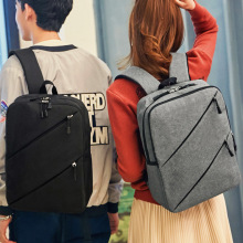 Canvas Men Backpack For 14 inches Laptop Backpack Women Large Capacity Stundet School Bags Backpack Casual Style Bag