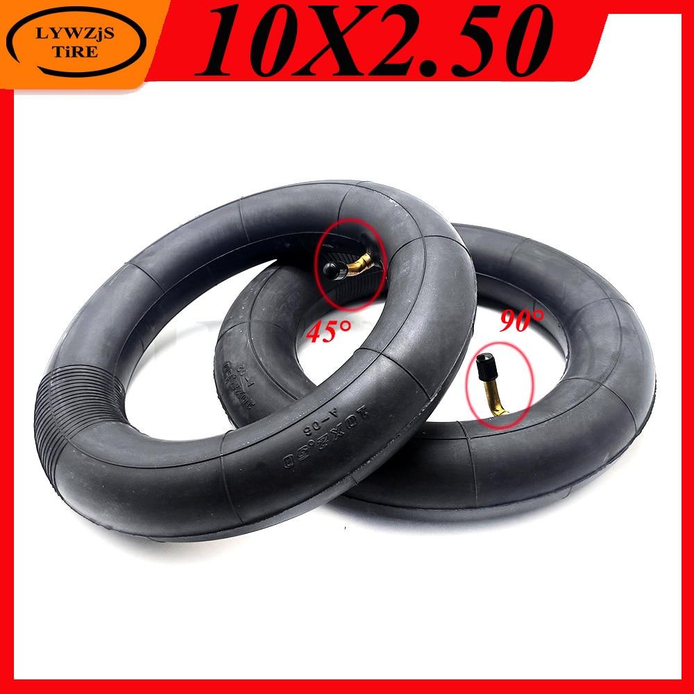 10 дюймов внутренняя шина 10x2,50 внутренняя труба шины 10*2,50 внутренняя камера для электрического скутера балансировки автозапчастей