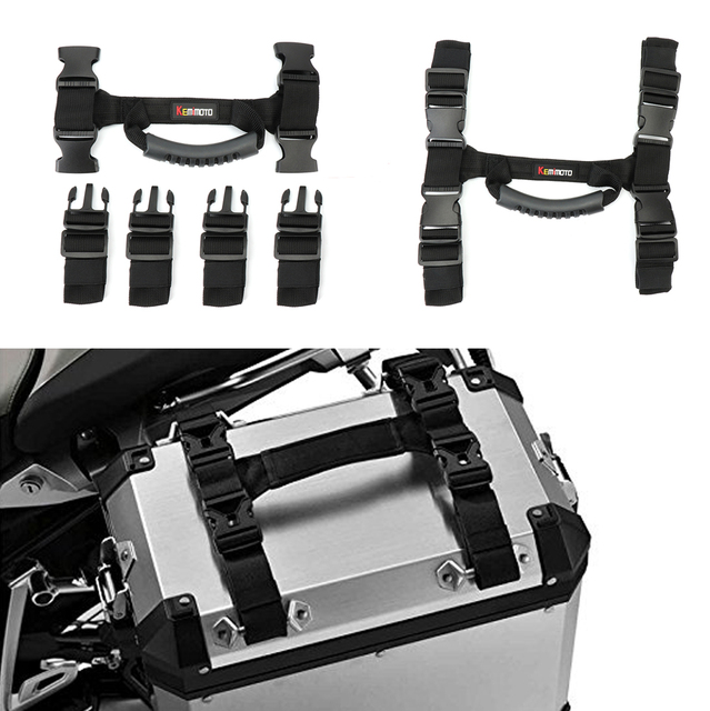 2019 Motorcycle Accessories Parts R1200GS LC Side Box Handle For KTM For BMW F800GS Adventure For Honda CRF1000l Africa Twin