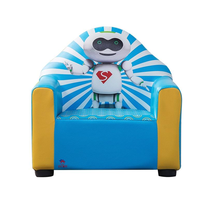 Children's Sofa Seat Girl Princess Cartoon Single Small Sofa Baby Chair Baby Learning Seat