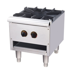 Fy-Rb-1A Commercial Stainless Steel Single Head Gas Food Stove Soup Stove