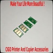 Para konica 654 754 c654 c654e c754 c754e impressora imagem tambor toner cartucho chip, tn dr 711 711 toner recarga imagem tambor chip