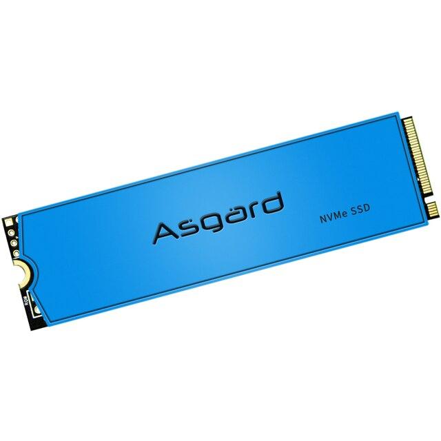 Asgard AN3 M.2 ssd M2 PCIe NVME 500 Гб Твердотельный накопитель 2280 внутренний жесткий диск для ноутбука с Кэш-памятью 3