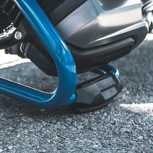 бампер для защиты двигателя мотоцикла декоративный защитный фотография