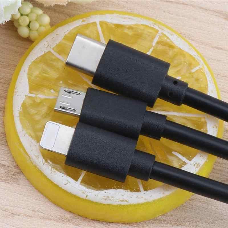 15 cm curto micro cabo usb tipo cabo de cabo de carga rápida sincronização cabo de dados adaptador usb para samsung para xiaomi
