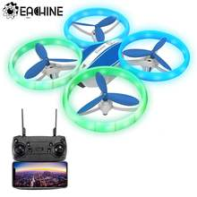 Dron RC Racing Eachine Quadcopter Camera WIFI Profesional 1080P FPV E65HW with HD Altitude