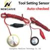 Инструмент для автоматического контроля оси Z, датчик нулевой настройки для гравировального станка с ЧПУ, инструменты для настройки NEWCARVE, 35 ...