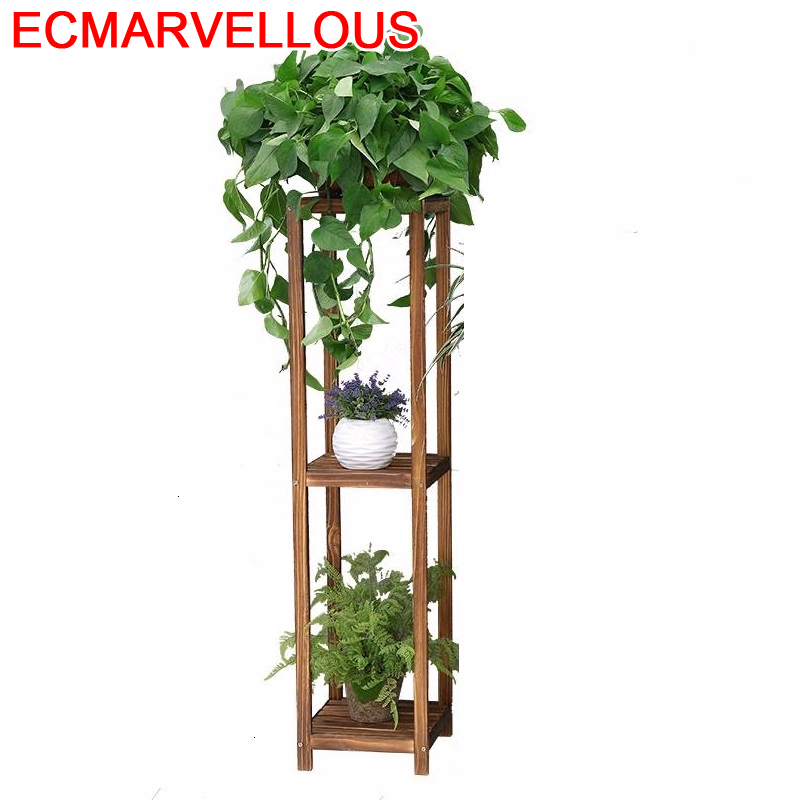For Estante Para Flores Stojaki Balkon Saksi Standi Stojak Na Kwiaty Outdoor Dekoration Balcony Flower Shelf Plant Stand