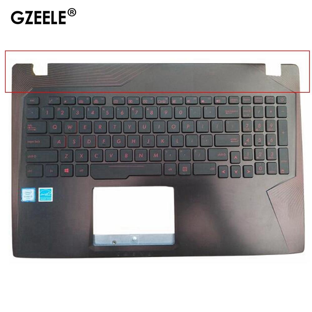 New US Red backlit keyboard for Asus Rog FX753VE FX753VD no palmrest