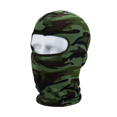 Balaclavas Face-Mask Wind-Cap Police Sports Warm 1PC Snowboard Outdoor Ski Cycling