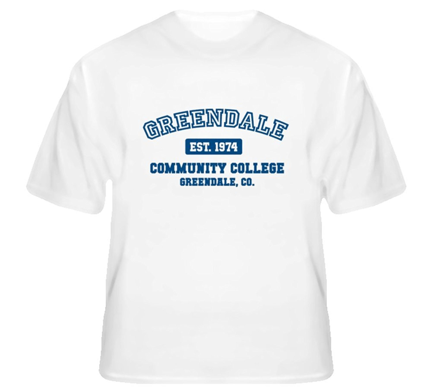 Community Greendale Community College Student TV Show T Shirt