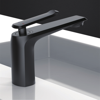 Modern Basin Faucet Hotel Household Shower Room Refined Copper Cold Hot Water Washbasin Platform Up And Down Wash Hands Basin
