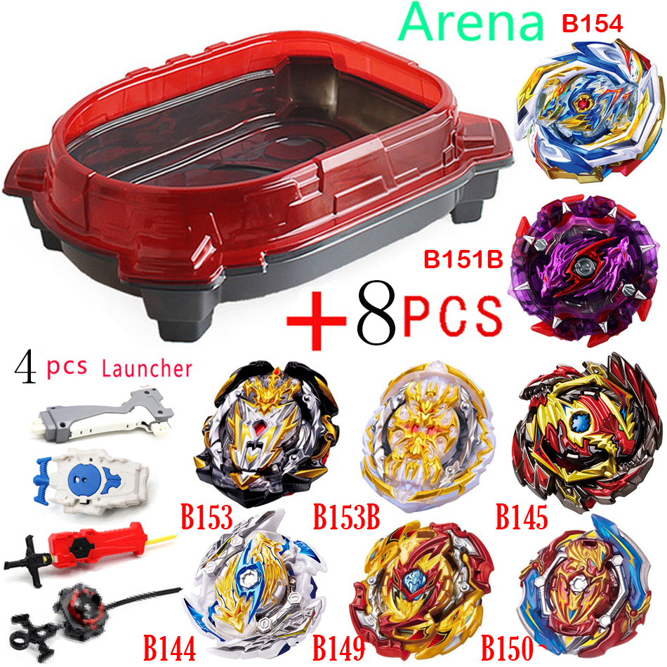 Arena Beyblade Burst Launchers Evolution Stadium Battling Tops Arena For Top Game Gyro Disk Bayblade Plastic Toys Blayblade