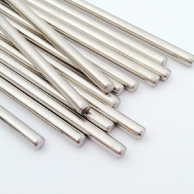 10pcs Shaft Linear RC 304 A2 Stainless <font><b>Steel</b></font> <font><b>Rod</b></font> 2mm 2.5mm 3mm <font><b>4mm</b></font> 5mm 7mm 8mm Bar Rail Round Shafts <font><b>Rods</b></font> Length 100mm image