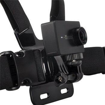2 шт. адаптер крепления камеры для GoPro Hero 7 6 5 4 sony 4K Xiaomi yi 1/4 дюйма-20 винтов Адаптер штатива Экшн-камера 5