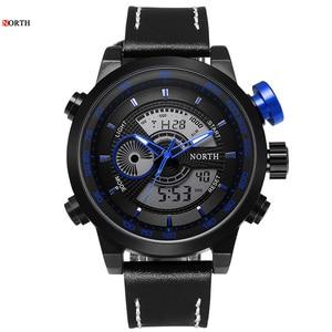 Image 3 - ดิจิตอลกีฬานาฬิกาสำหรับชายคุณภาพสูงแฟชั่นกีฬานาฬิกาข้อมือชายนาฬิกาทหารนาฬิกาปลุกดิจิตอลนาฬิกา