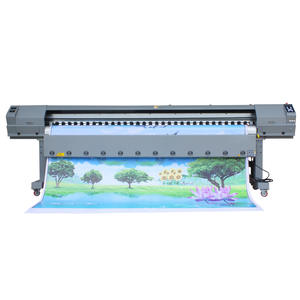 10feet Printer 4head Large Konica with 512I Format Km