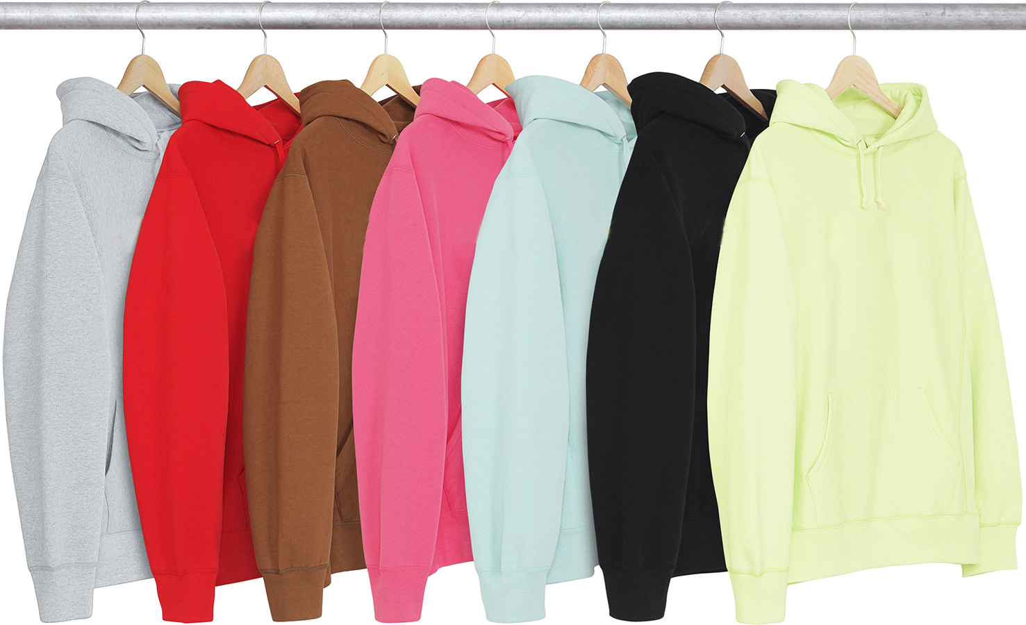 2018 Best Version Classic Bogo Hooded Sweatshirt HOT INS Famous Embroidery Hoodies Pullover