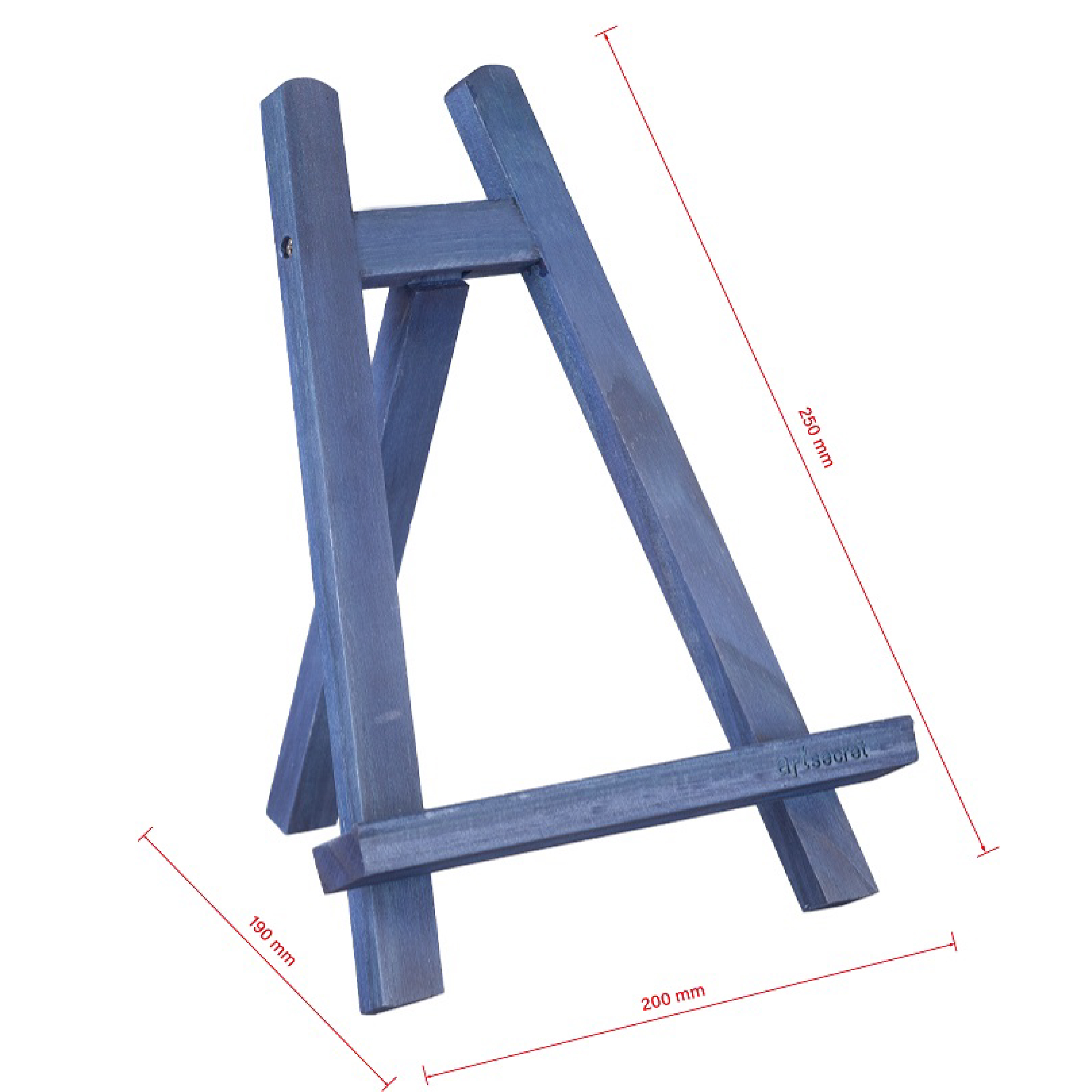 SWE120  Mini Table Wood Easel For Artist Easel Painting Craft  Exhibition Display Shelf Holder Studio Decoration Art Supplier