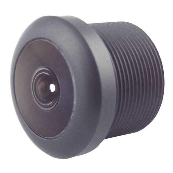 DSC technologie 1/3 pouces 1.8mm 170 degrés grand Angle noir CCTV lentille pour CCD boîte de sécurité caméra