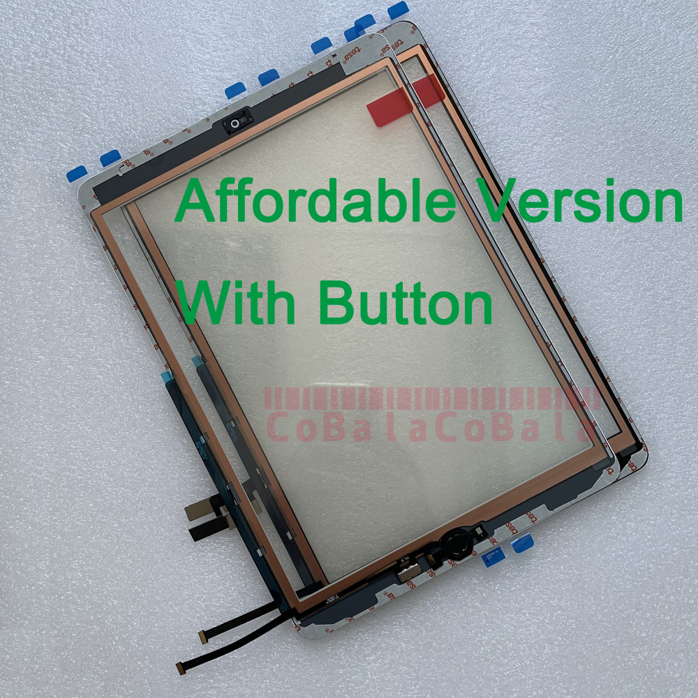 10Pcs Touch Screen Digitizer Sensor For iPad 7 10 2 7th 2019 A2197 A2198 A2200 8