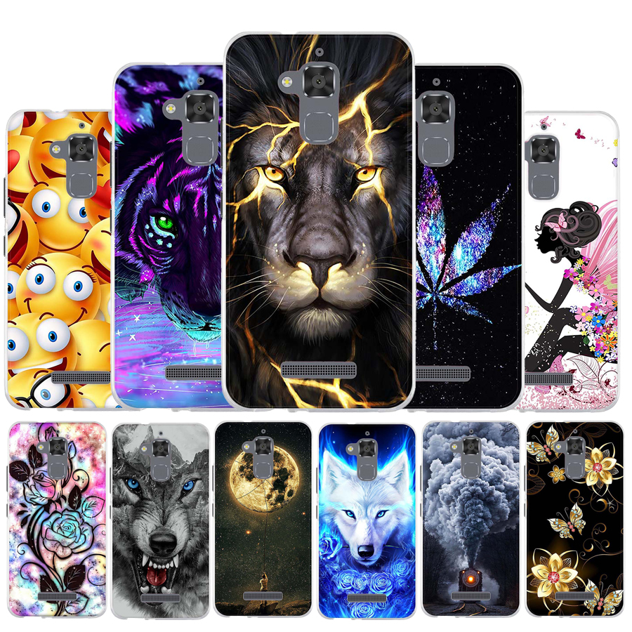 Phone Case For Funda <font><b>ASUS</b></font> Zenfone 3 Max <font><b>ZC520TL</b></font> Case TPU Soft Back Cover For <font><b>ASUS</b></font> Zenfone 3 MAX <font><b>ZC520TL</b></font> Capa For <font><b>Asus</b></font> X008D Bag image