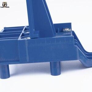 Деревообрабатывающий дюбель джиг подходит для 6 8 10 мм сверла сверлильный дюбель инструменты для пилы ручное сверло руководство с металлическим рукавом