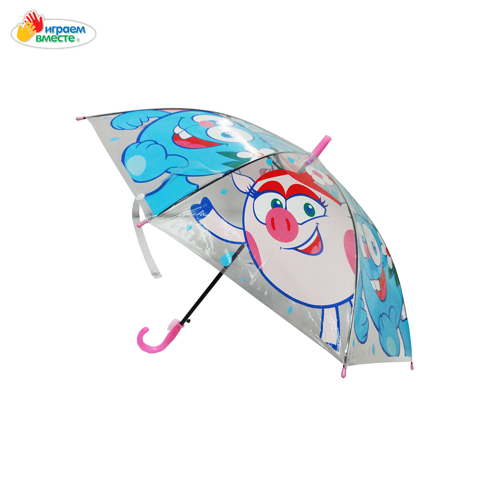 Umbrellas IGRAEM VMESTE 248070 children's umbrella bright drawing for a child for a girl
