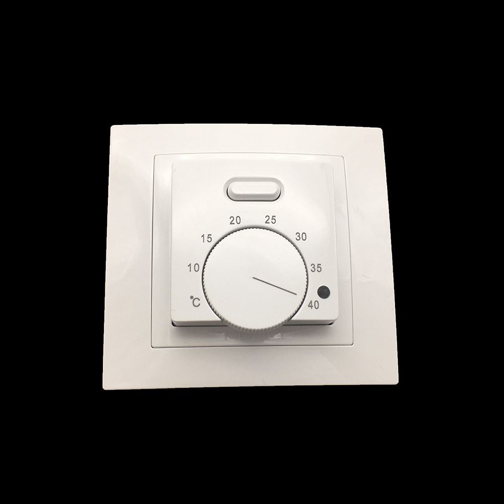 ME87 Temperature Controller AC230V 16A Floor Heating Room Thermostat With 3m External Sensor