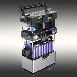 Image 5 - ALLPOWERS 110V 220V AC 발전소 순수 사인파 휴대용 발전기 전원 자동차 냉장고 TV 드론 노트북