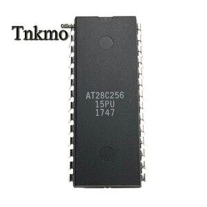 Image 3 - 10 sztuk 20 sztuk AT28C256 15PU DIP 28 AT28C256 15 DIP28 AT28C256 28C256 256 MCU pamięci IC nowy i oryginalny