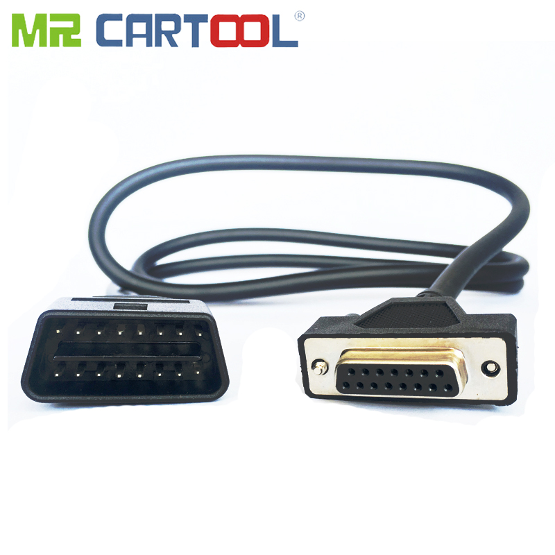 Original OBD2 Launch X431 GDS Diagnosis Scanner Tool Cable 16 Pin Main Test For LAUNCH Creader VIII VII+ CRP129 CRP123