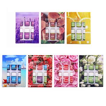 LAIKOU-olejki eteryczne do masażu 6 sztuk zestaw róża lawendowe olejki eteryczne do aromaterapii dyfuzory masaż cytryna Ocean dom klimatyzacja tanie i dobre opinie CN (pochodzenie)