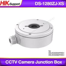 Hikvision original cctv bracket DS 1280ZJ XS para DS 2CD2045FWD I DS 2CD2085FWD I câmera ip para câmeras de segurança caixa junção