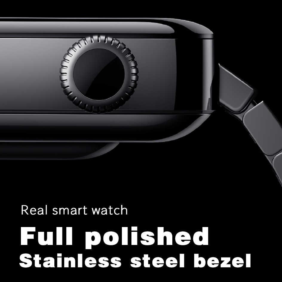Xiaomi MI montre intelligente GPS NFC WIFI ESIM téléphone Bracelet Android montre-Bracelet Sport Bluetooth Fitness moniteur de fréquence cardiaque Tracker